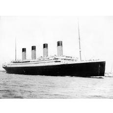 CG Wetterholm föreläste om Titanic.