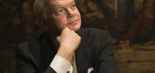 Carl Jan Granqvist föreläste om svensk matkultur.