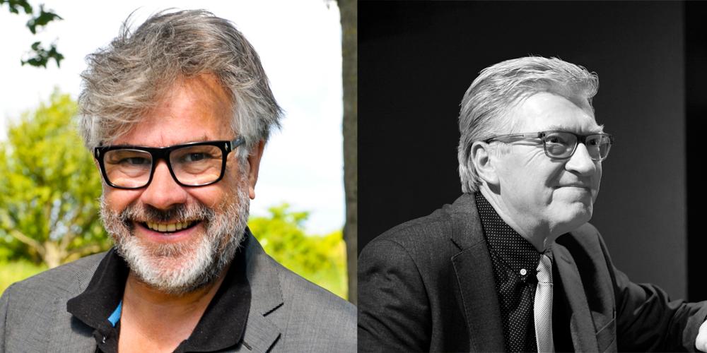 Mikael Samuelson och pianisten Anders Ekdahl gör konsert hos Bernhard & Weiss på Österlen.