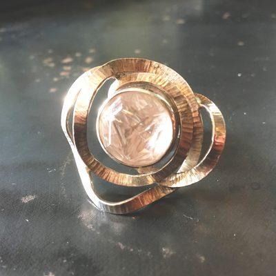 Ring av silversmeden Claës E. Giertta