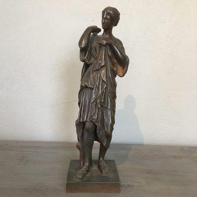 Bronsstatyett, Diana av Gabii
