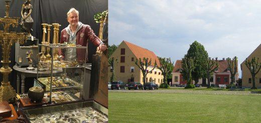 Antikmässa på Katrinetorp i Malmö