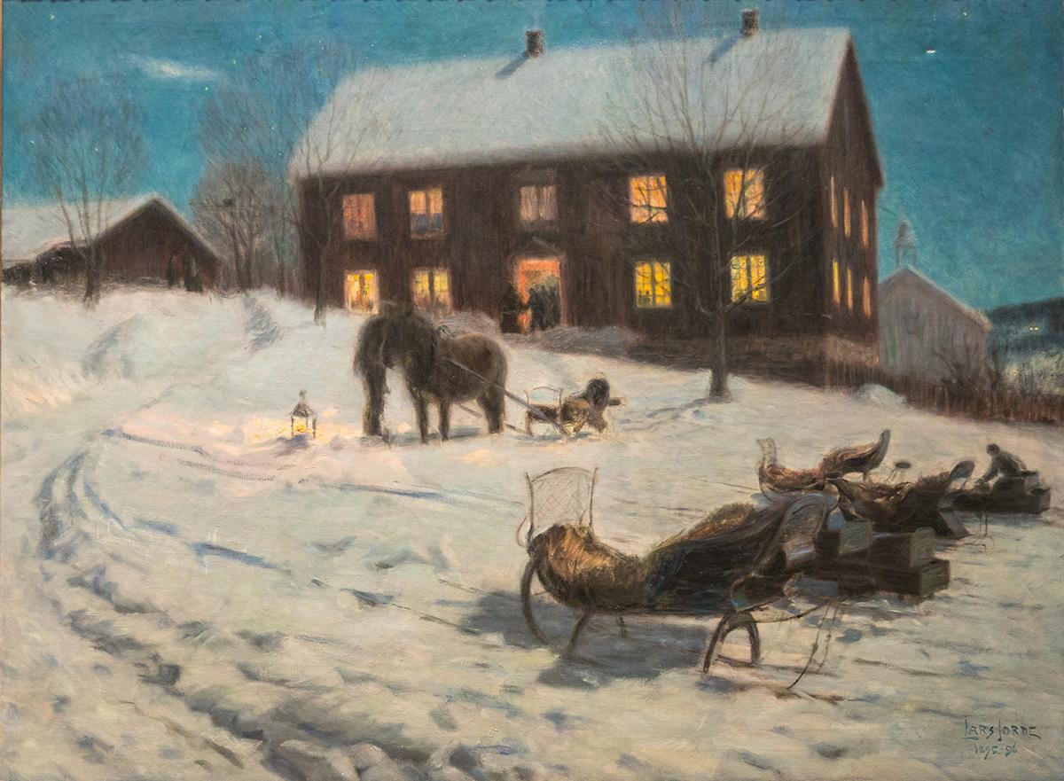 Juliglide, Lars Jorde