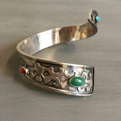 Överarmsring i silver, Claes Giertta