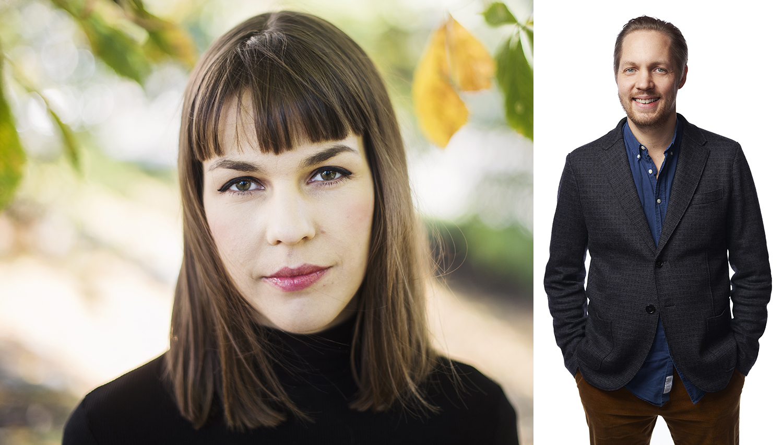 Isabella Lundgren & Calle Bagge