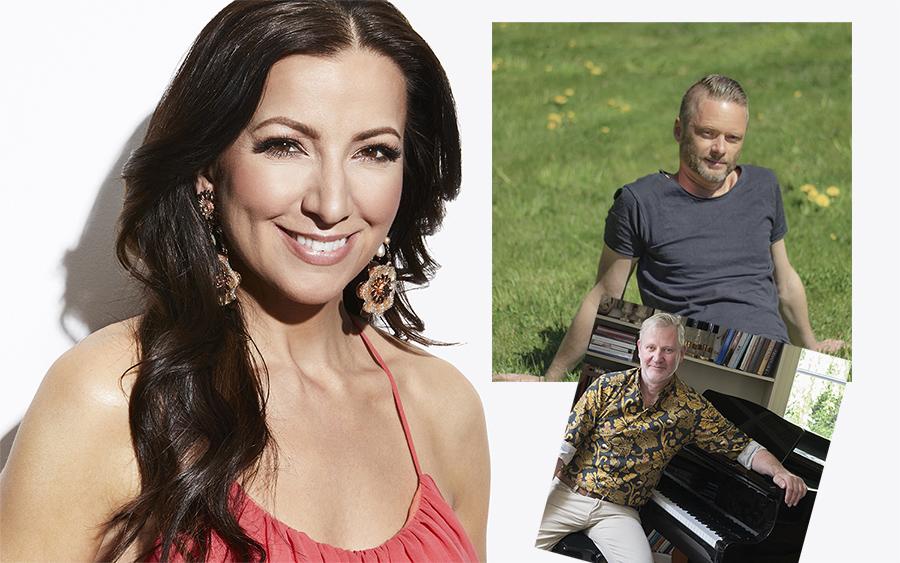 Sonja Aldén, Måns Ek och Torbjörn Bernhardsson. Foto: Magnus Ragnvid / Lena Nilsson / Bo Söderström.