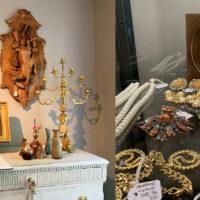 Antikt på Österlen - sensommaren och höstens öppettider