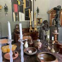 Antikviteter på Österlen
